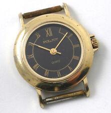 Vintage russian mechanical watch Poljot Quartz Women's Soviet USSR