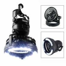 New Image Portable LED light, hanging Camping Outdoor, with Ceiling Fan