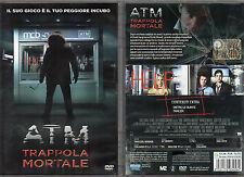 ATM - TRAPPOLA MORTALE - DVD (USATO)