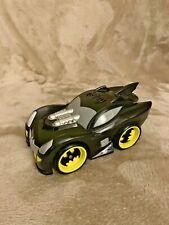 2007 Mattel Shake N Go Car - DC Comics Batman Batmobile - Works