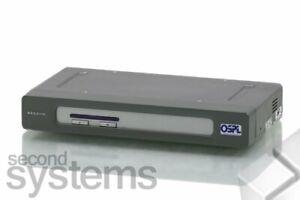 Belkin OmniView Swecure 2-Port DVI KVM Switch ohne Netzteil - F1DN102D