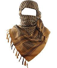 Cotton Keffiyeh Tactical Desert Scarf Wrap Shemagh Head Neck Face Arab Scarf
