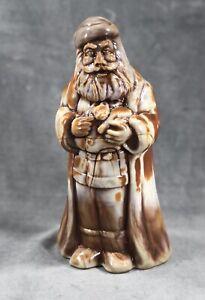 Standing Santa ChocolateSlag Fenton Christmas Mold -Mosser USA