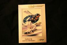 ichiro suzuki rookie card 2001 fleer showcase avantcard # 319/500 RARE CARD