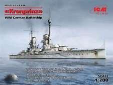 ICM 1/700 Kronprinz WWI German Battleship #S016 #016  *New*SEALED*