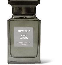 TOM FORD OUD WOOD 3.4 oz 100 ML Eau De Parfum Unisex Brand New Unboxed