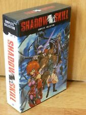 Shadow Skill 6-DVD Complete Collection Box Set Vol 1 2 3 4 5 6 Anime E1-26 ADV