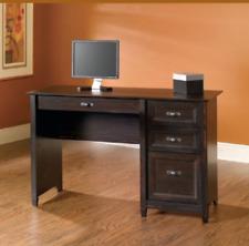 Sauder New Cottage Desk, Antiqued Black Paint Finish