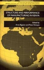 Studies on the African Economies: Structure and Performance of Manufacturing...