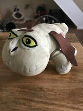 "12"" HOW TO TRAIN YOUR DRAGON MEATLUG SOFT TOY PLUSH"