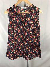 Compagnie Internationale Express Multicolor Floral Shirt Size M (H)