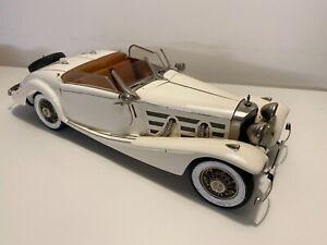 Mercedes 540 k 1:8 Pocher cabrio k82 68cm