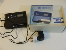 SAFE PERFOTRONIC 2 No.9850, ELECTRIC PERFORATION COUNTER, WITH MAINS ADAPTOR