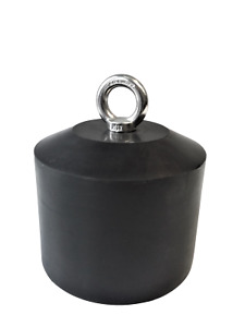 Anker Gummi Stahl Bootsanker Bootsgewicht 14 kg TOP Qualität