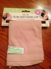 Woombie NURSE AIR Infinity Nursing Scarves, Tan