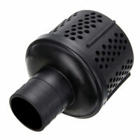 """2"""" Durable Suction Hose Strainer Filters Water Pump Drainage Sewage Water DL5X"""