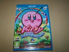Kirby and the Rainbow Paintbrush  Wii U **New & Sealed**n
