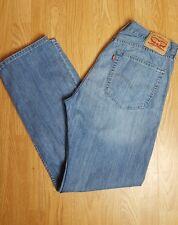Levi 505 Mens jeans  34 waist leg 32  Regular Fit Jeans