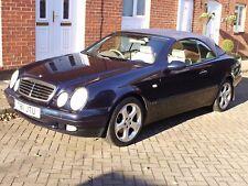 mercedes clk 320 elegance convertible