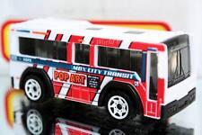 2015 Matchbox City Works City Bus