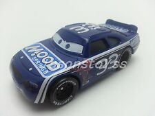 Mattel Disney Pixar Car No.33 Mood Springs Diecast Metal Toy Car 1:55 Loose New