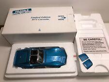 Danbury Mint 1971 Chevrolet Corvette 1:24 die cast w/ original box
