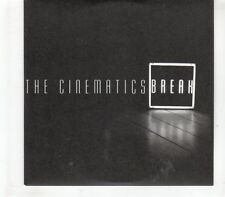 (GR579) The Cinematics, Break  - 2006 DJ CD