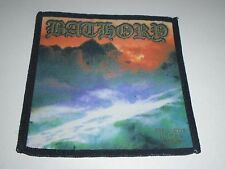 BATHORY TWLIGHT OF THE GODS SUBLIMATED PATCH