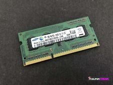 Used Samsung 2GB 1Rx8 PC3 PC3L-12800S DDR3 SODIMM Laptop RAM Memory