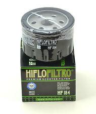 HifloFiltro oil filter HF184, 76xø57 mm, Piaggio Mp3-Bev 400-500 - 0322501N