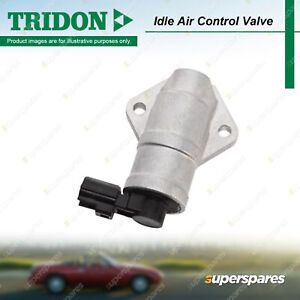 Tridon IAC Idle Air Control Valve for Ford Courier PH 4.0L 1V SOHC 12V