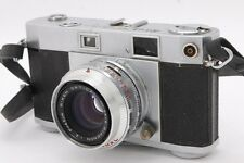 【B V.Good】 Ricoh 35 De Luxe Rangefinder Camera w/RIKENON 45mm f/2 Lens #3097