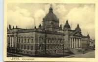LEIPZIG Sachsen Reichsgericht ~ 1910 Verlag Meusel AK alte Postkarte Gericht
