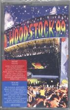 Woodstock 99 - KORN OFFSPRING METALLICA RED HOT CHILI PEPPERS - 2 MC 1999 SEALED
