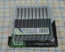 One Pack of Hero 616 Regular Size Fountain Pen 10 Pens