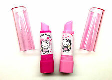 HELLO KITTY LOT 2 GOMMES NEUF LICENCE SANRIO