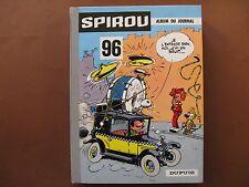 SPIROU  reliure éditeur n° 96