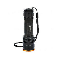 Mastiff Z3 Zoomable 5W 850 nm Infrared IR LED Lamp Night Vision Flashlight Torch