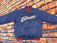 Cleveland Cavaliers Champion Starter Retro Bomber Jacket NBA Size: M - L Tip Top