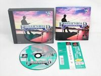PS1 FISHER'S ROAD Fishers with SPINE CARD * Playstation PS Japan Game p1