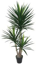 FAUX YUCCA TREE PLANT IN POT ARTIFICIAL FLOWER FAKE FLORAL INDOOR DISPLAY 160CM