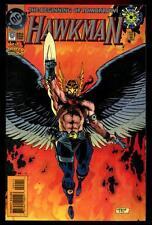Hawkman (1993) #0, 1-8, 19-21 + Hawkworld #1-11 + Annual #1