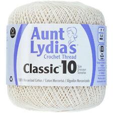 White Coats Crochet Threads