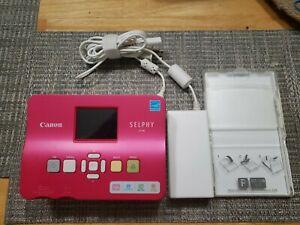 Canon SELPHY CP780 Portable Color Dye-Sublimation Photo Printer