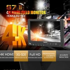 "BESTVIEW SDI in/out S7II 4K Camera External HDMI Monitor Video Field 7""Inch DSLR"