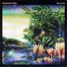 "12"" - Fleetwood Mac - Big Love (POP) SPANISH EDIT. 1987, MINT, STOCK STORE COPY"