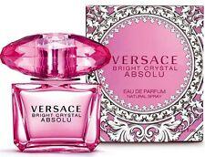 Bright Crystal Absolu By Versace Eau de Perfume Spray For Women 3 oz