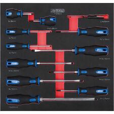 Ks Tools 712.0012 Scs Instertados Juego de Destornilladores 13 Piezas 3 - 10
