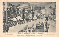 Paris - Restaurant LARUE, 3 place de la Madeleine