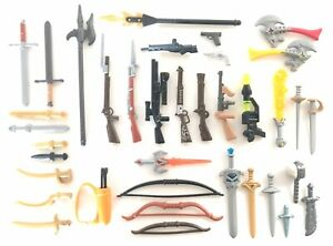 playmobil 37 accessories custom Figures arrows castle knights bow medieval rare